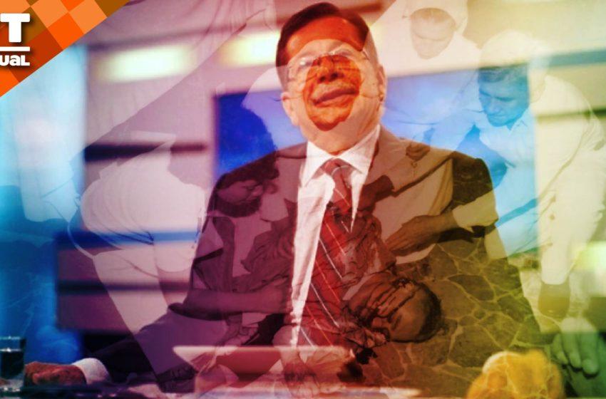 #Impropios Leopoldo Castillo, el Goebbels caribeño de la CIA
