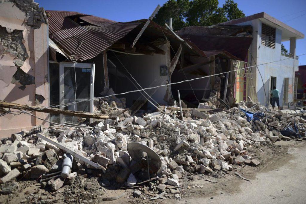 Ola de sismos sigue inquietando a los puertorriqueños