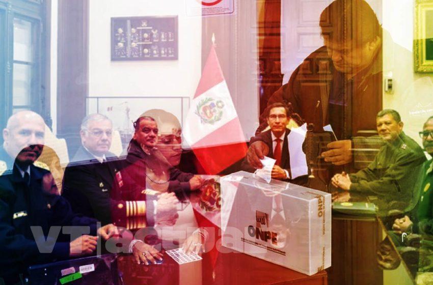 Los grandes derrotados de las Parlamentarias en Perú