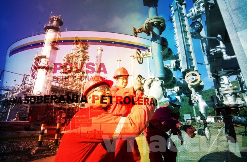 Venezuela busca transformar industria petrolera en medio de la crisis