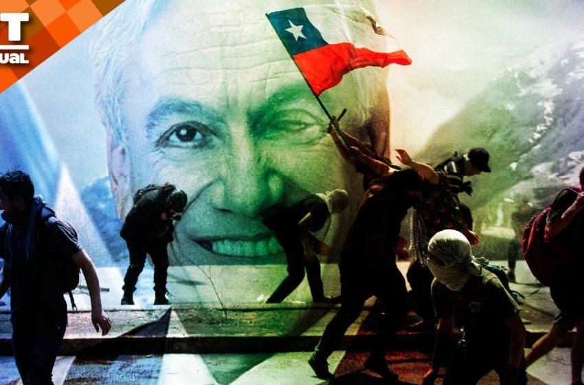 #VTalCarajo: Estas son las razones por las que Chile quiere salir de Piñera