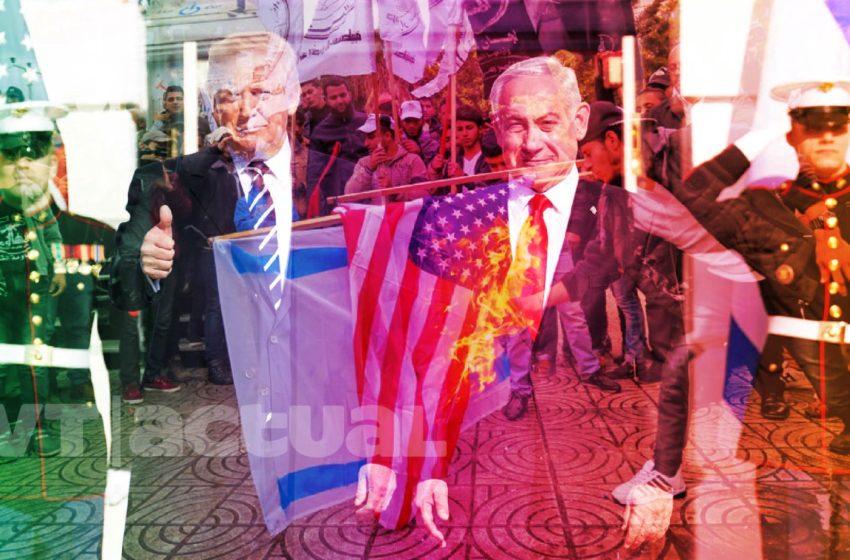 """#DonaldTrump presenta su """"Plan de Paz"""" a la medida de Israel"""