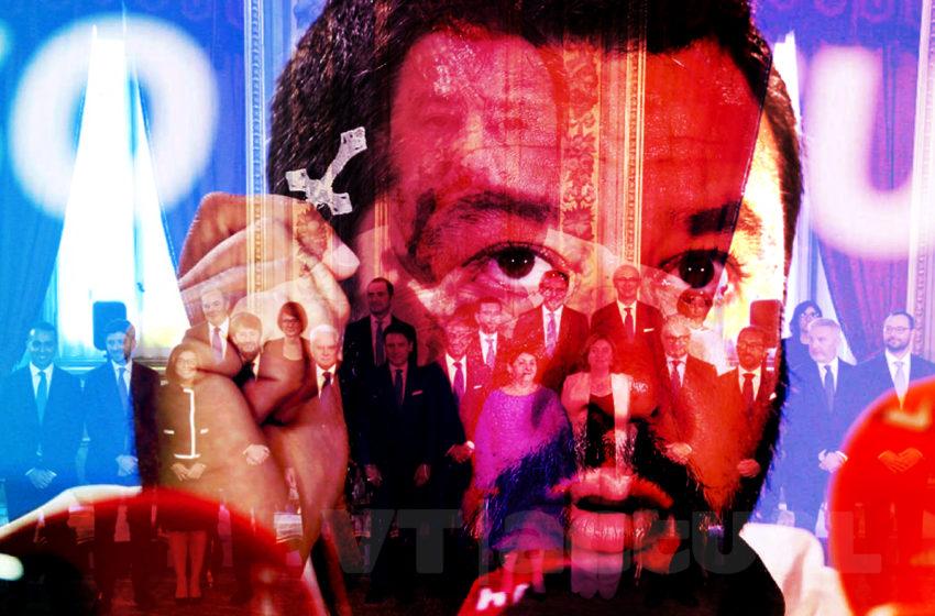 Izquierda italiana busca contener avance de Salvini en el norte