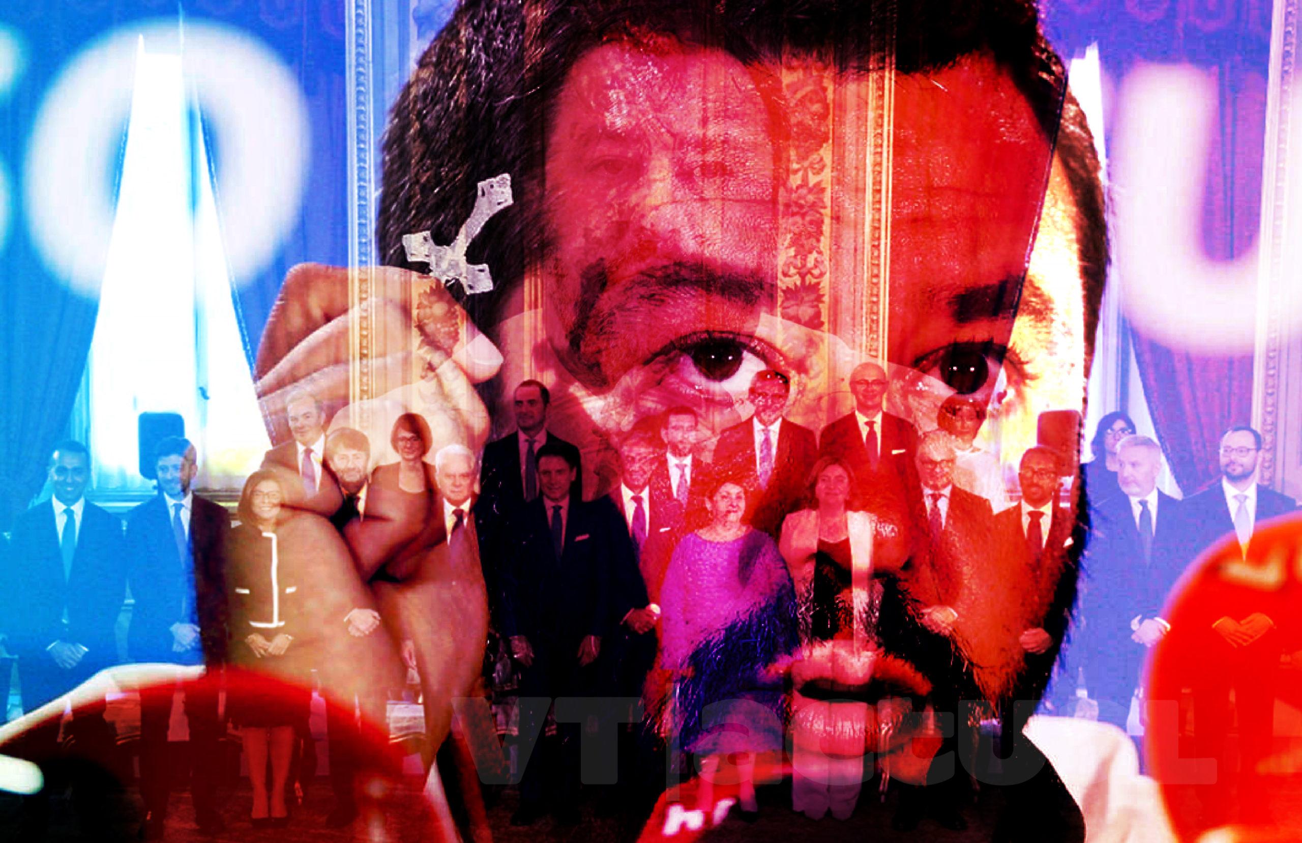 Izquierda italiana busca contener avance de Salvini en el norte / Foto: VTactual