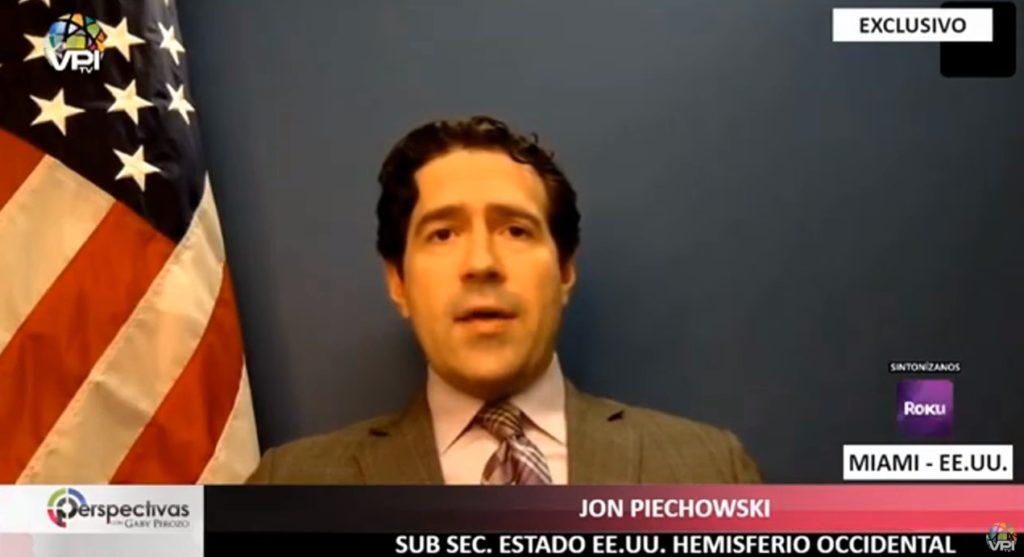 Departamento de Estado recrudece las amenazas contra Venezuela