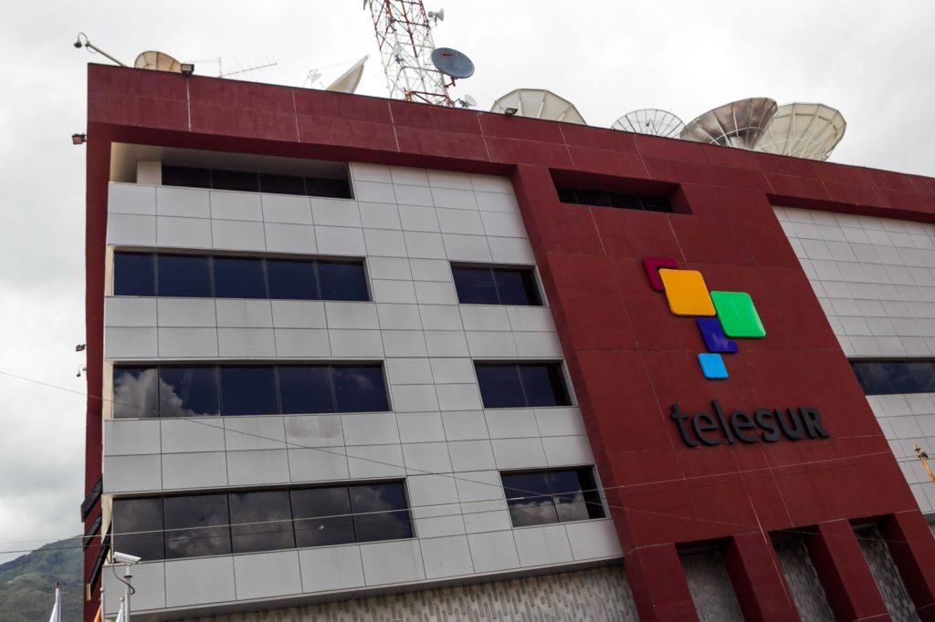 """VTAnálisis: Así sería la """"nueva Telesur"""" que proponen Guaidó y Washington"""
