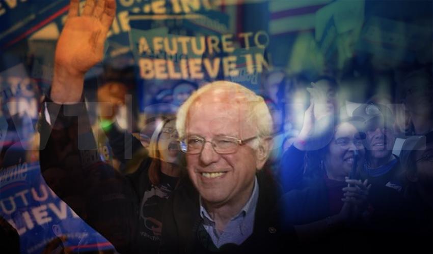 Bernie Sanders gana las primarias en New Hampshire