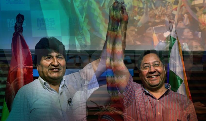 #Bolivia: En suspenso las candidaturas de Luis Arce y Evo Morales