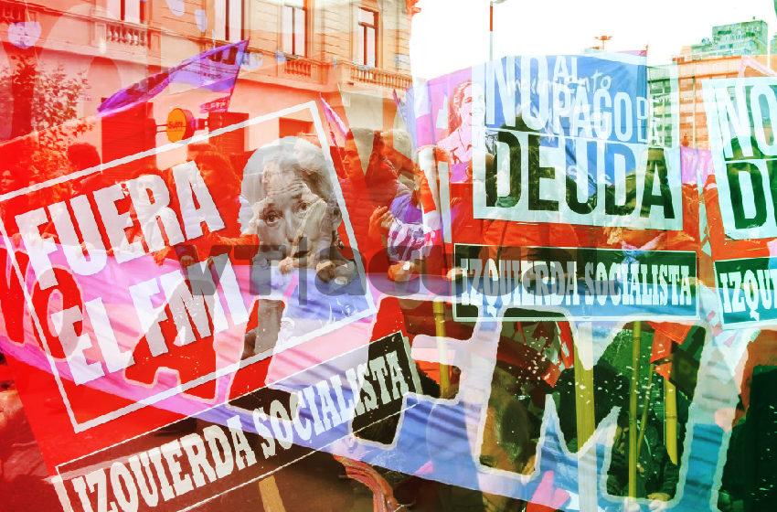 7 Movilizaciones contra el FMI en América Latina