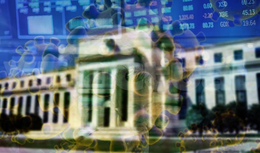 La Reserva Federal ve en el coronavirus un poderoso enemigo económico