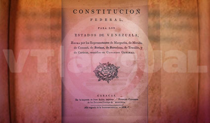 #VTalPasado 1811: Se instala el Congreso que parió a Venezuela