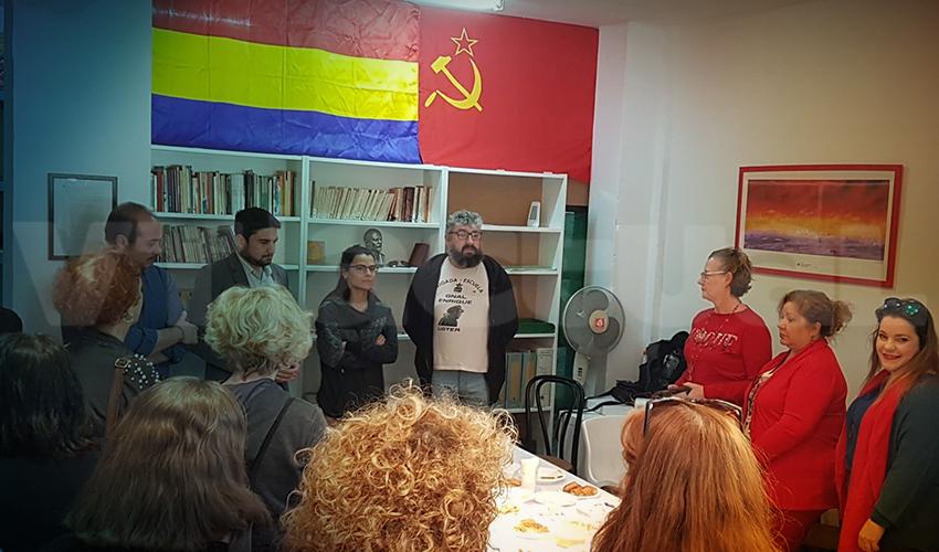 Ideal de Chávez le da nueva vida al Partido Comunista Andaluz