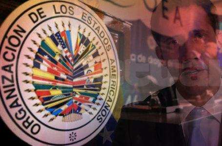 VTanálisis: Guaidó insiste en permitir la injerencia de la OEA en Venezuela / Foto: VTactual