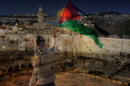 """Palestina se planta en contra de la """"venta"""" de Jerusalén / Foto: VTactual"""