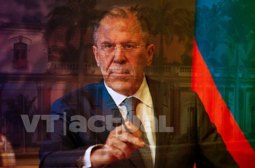 Venezuela y Rusia coordinarán acciones frente a las sanciones de EE.UU.
