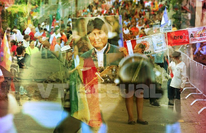 #Bolivia irá a Elecciones sin Evo Morales