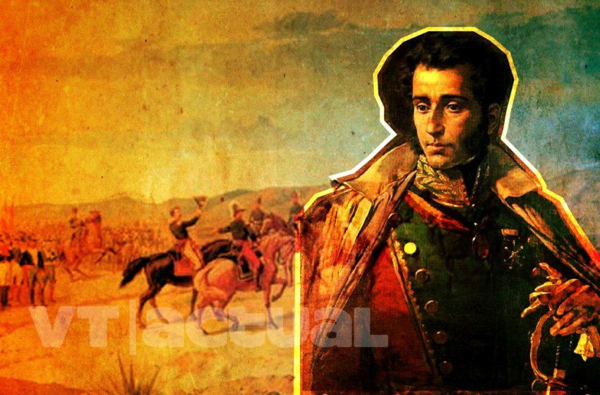 #VTalPasado Antonio José de Sucre: símbolo de lealtad y moral