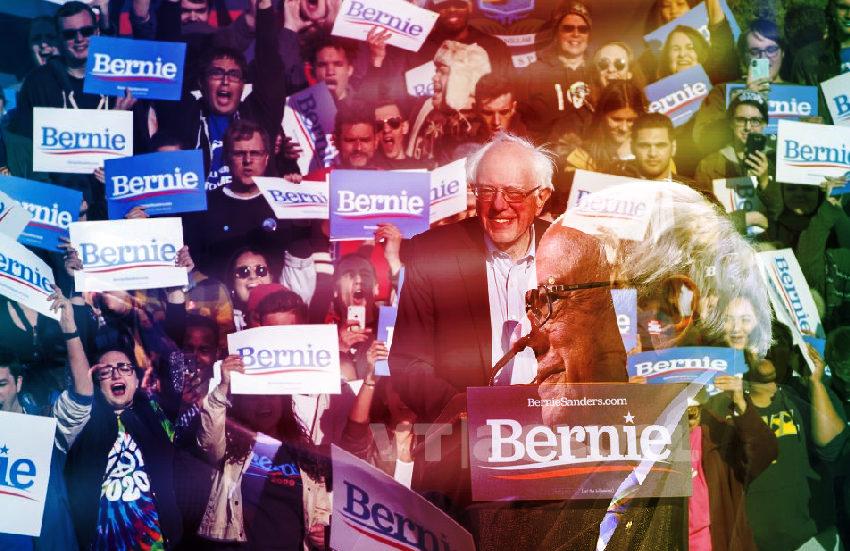 #VTpersonaje El tío Bernie Sanders y su política revolucionaria