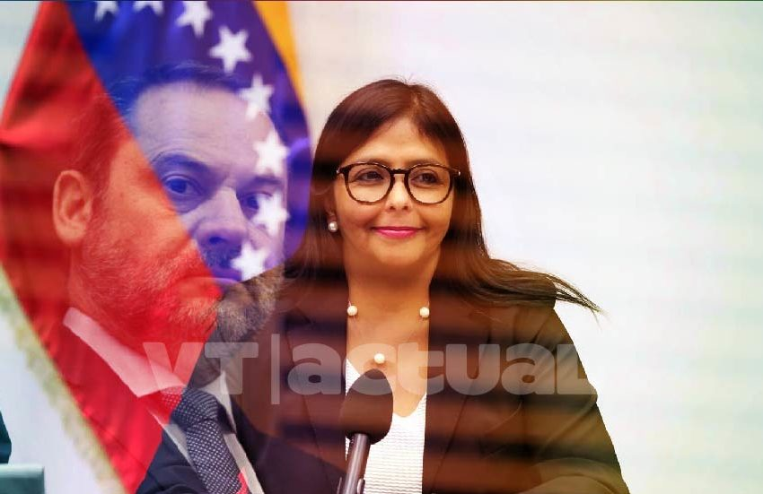 "#VTanálisis: ""Delcygate"" o la novela de la derecha española para atacar a Venezuela"