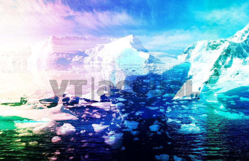 Región norte de la Antártida se deshiela vertiginosamente