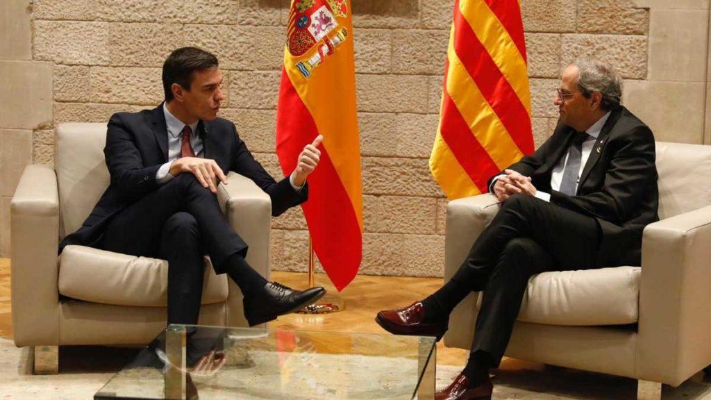 #VTanálisis: El duro camino del diálogo entre el gobierno español y Cataluña
