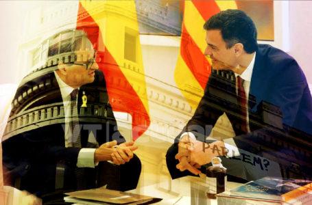 #VTanálisis: El duro camino del diálogo entre el gobierno español y Cataluña  Foto: VTactual
