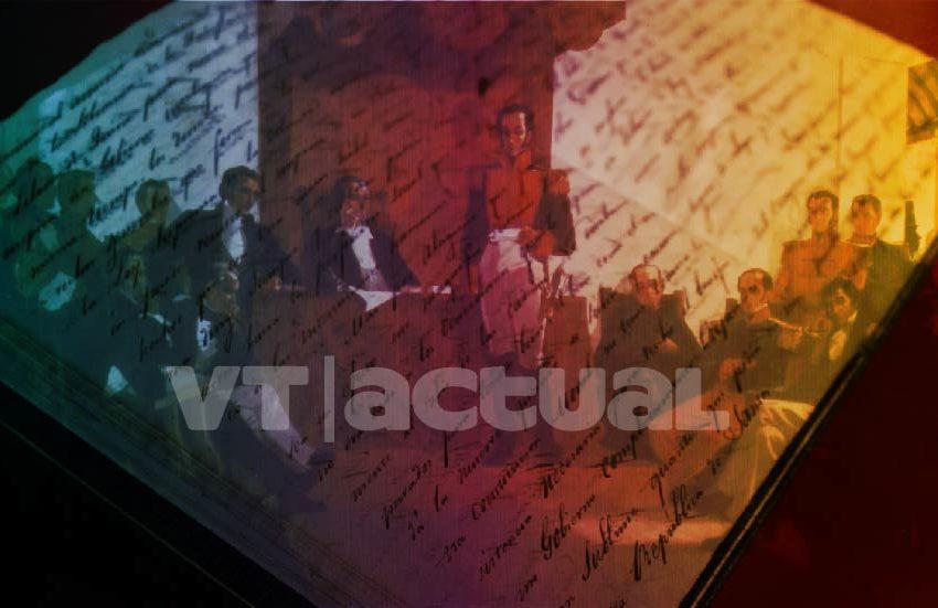 #VTalPasado Discurso de Angostura: Un mensaje, un sueño, un proyecto de patria