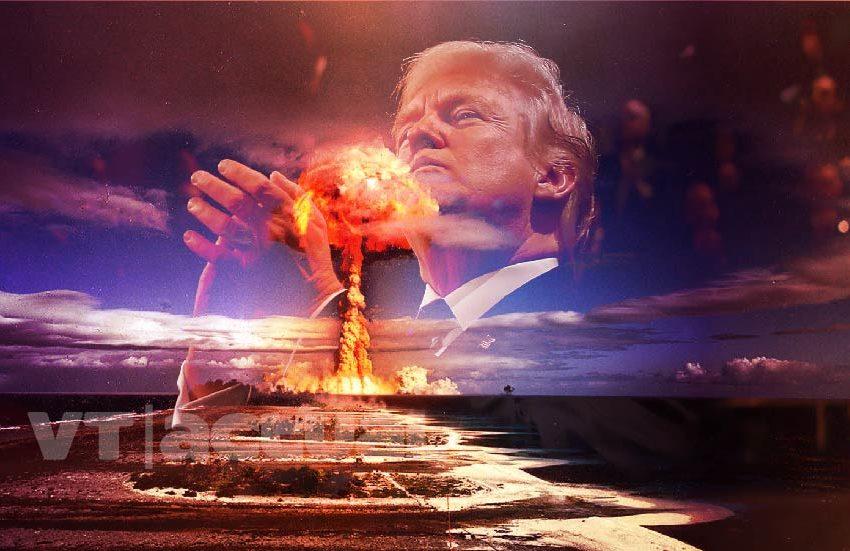 #DonaldTrump amenaza con aumentar su poderío nuclear