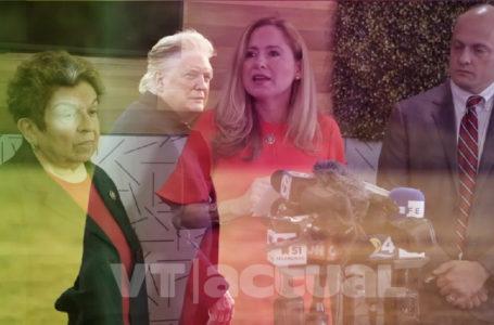 Critican en Miami la hipócrita política de Trump hacia los venezolanos / Foto: VTactual
