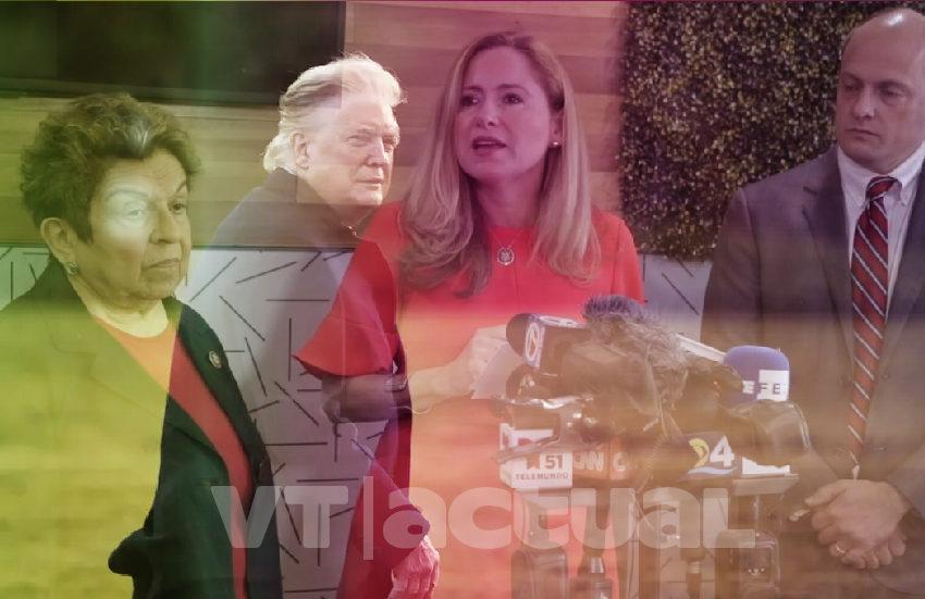 Critican en Miami la hipócrita política de Trump hacia los venezolanos