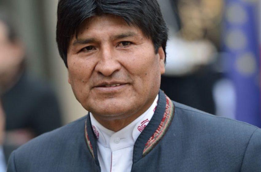 #Bolivia Evo Morales logró inscribir su candidatura