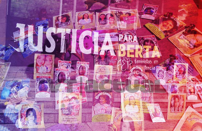Honduras en alerta roja por los femicidios