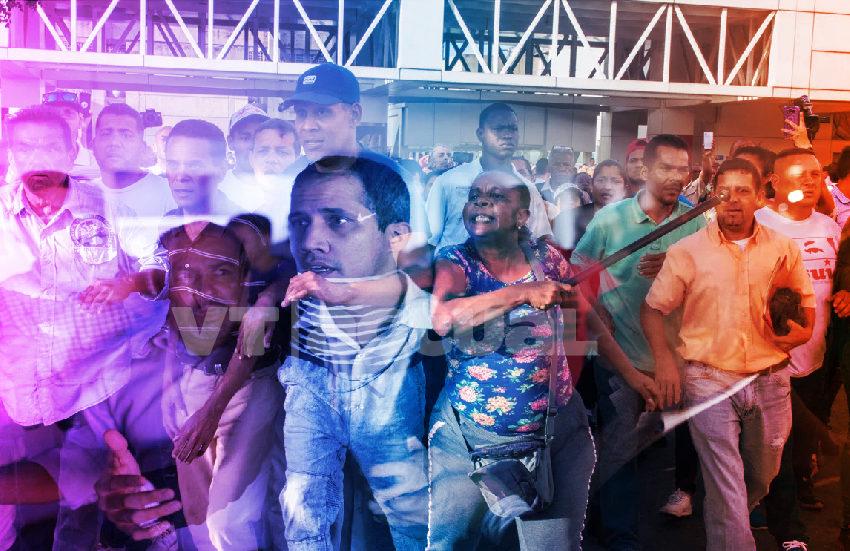 #VTanálisis: En picada la imagen de Guaidó ante la opinión pública venezolana