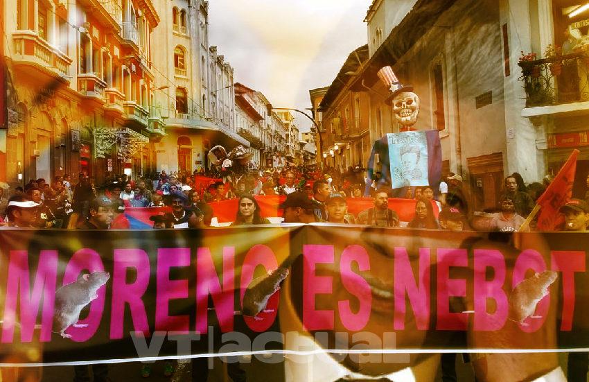 #Impropios Lenin Moreno: la traición a Latinoamérica