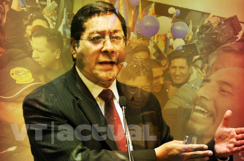 #Bolivia: Luis Arce duda de las garantías en los próximos comicios