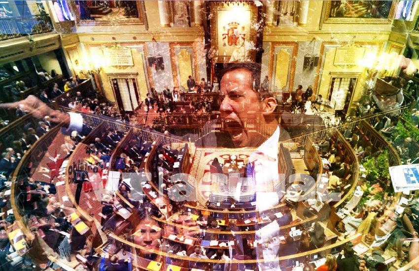 Parlamento Español le da la espalda a Guaidó