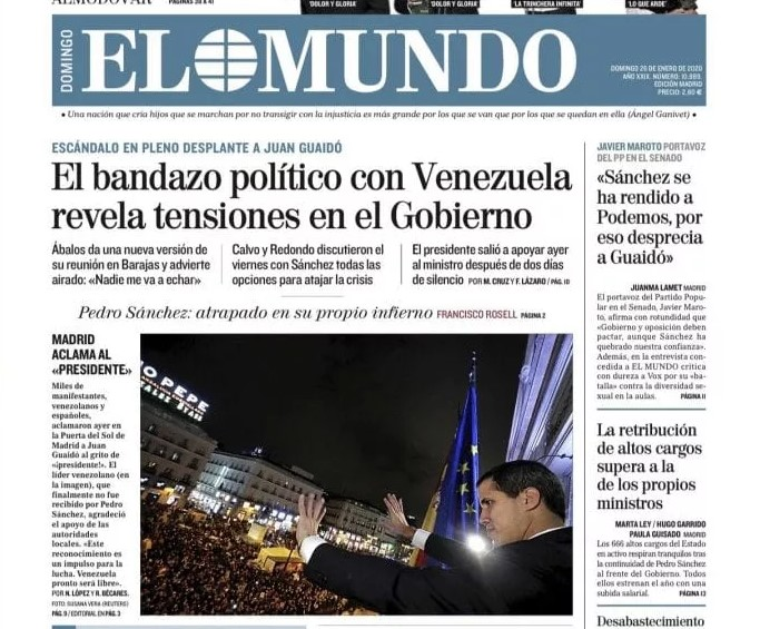 Antichavismo madrileño gana mucho poder en el reino