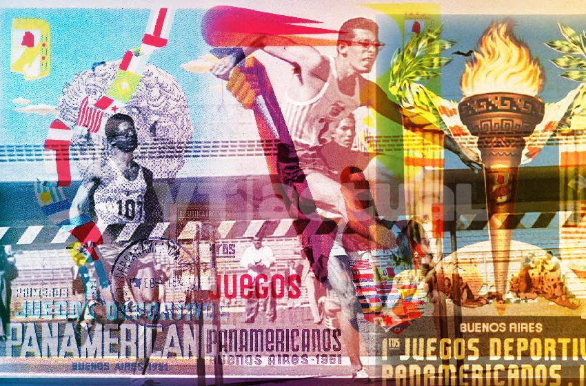 25F primeros Juegos Panamericanos de la historia