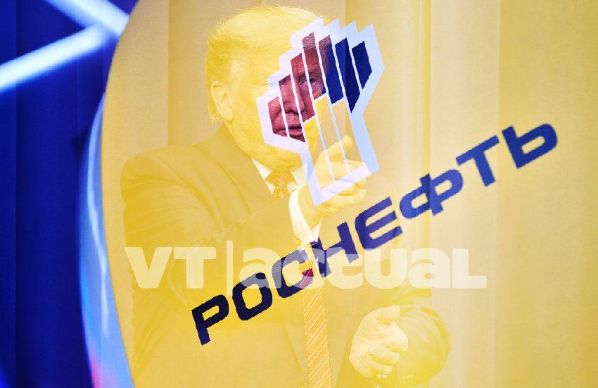 Venezuela condena las sanciones a Rosneft