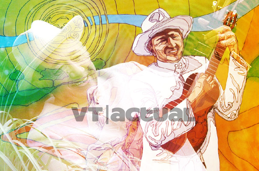 #VTpersonajes Simón Díaz: el caballo viejo hecho leyenda