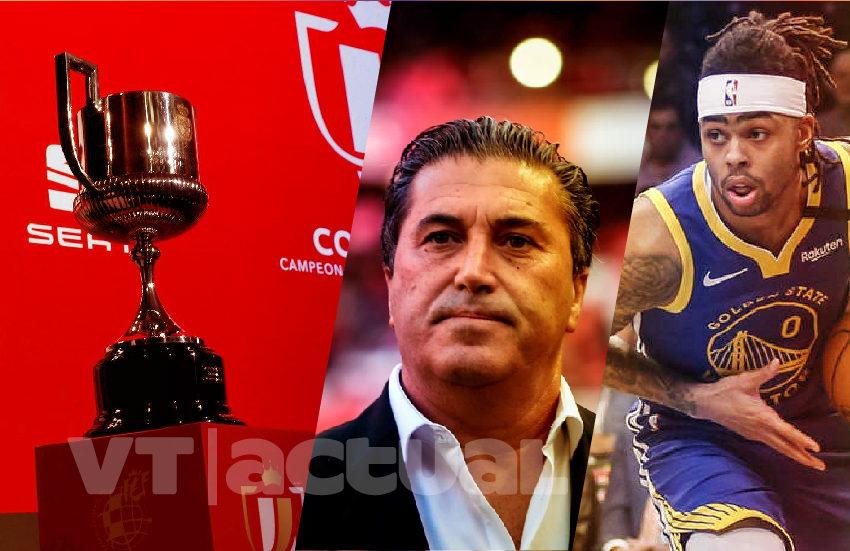 #VTenLaJugada Cierre de mercado en la NBA, nuevo técnico de la Vinotinto y sorpresas en la Copa del Rey