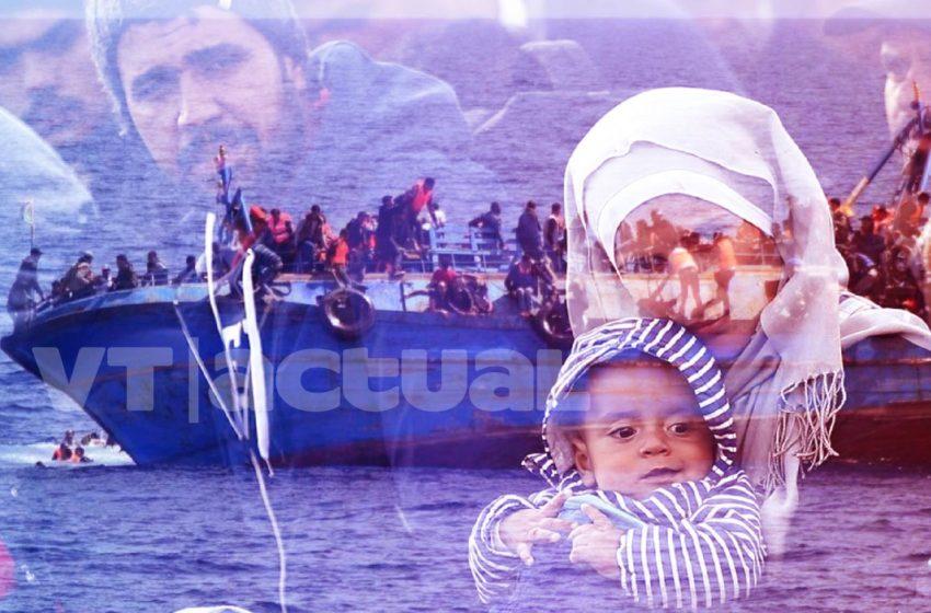 #VThistorias: Emigrar a Europa, sinónimo de abuso y explotación