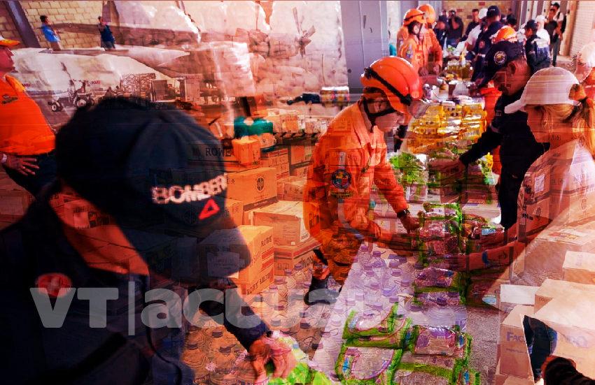 #VTanálisis Curazao: Ayuda humanitaria, excusas, desechos y mucha «vergüenza»