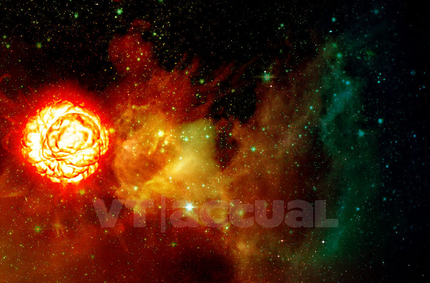 La noche dejará de ser oscura: ¿Se extingue Betelgeuse?