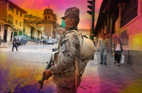 Cuarentena coercitiva: Perú se decanta por la vía violenta contra el covid-19 / Foto: VTactual