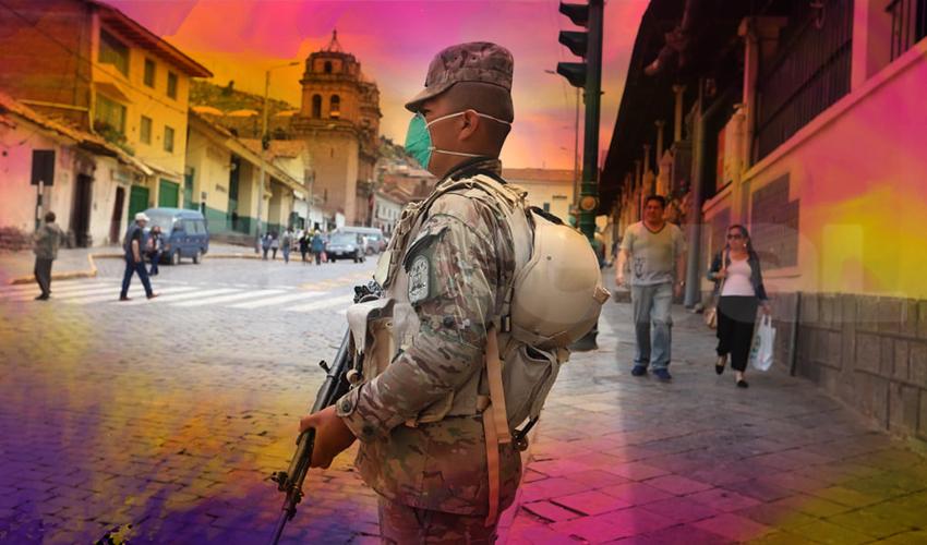 Cuarentena coercitiva: Perú se decanta por la vía violenta contra el covid-19