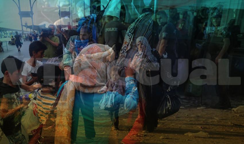 #VTanálisis: Conflicto sirio podría exacerbar la crisis migratoria en Europa