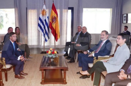 España y Uruguay coinciden en impulsar elecciones presidenciales en Venezuela / VTactual