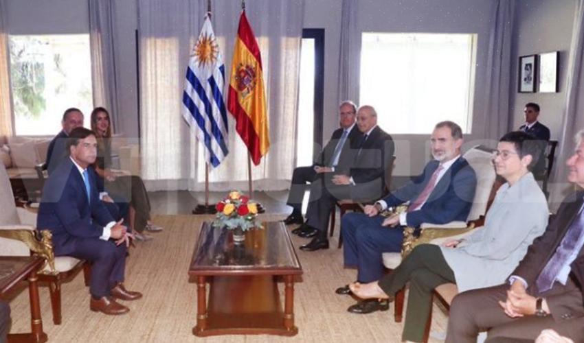 España y Uruguay coinciden en impulsar elecciones presidenciales en Venezuela