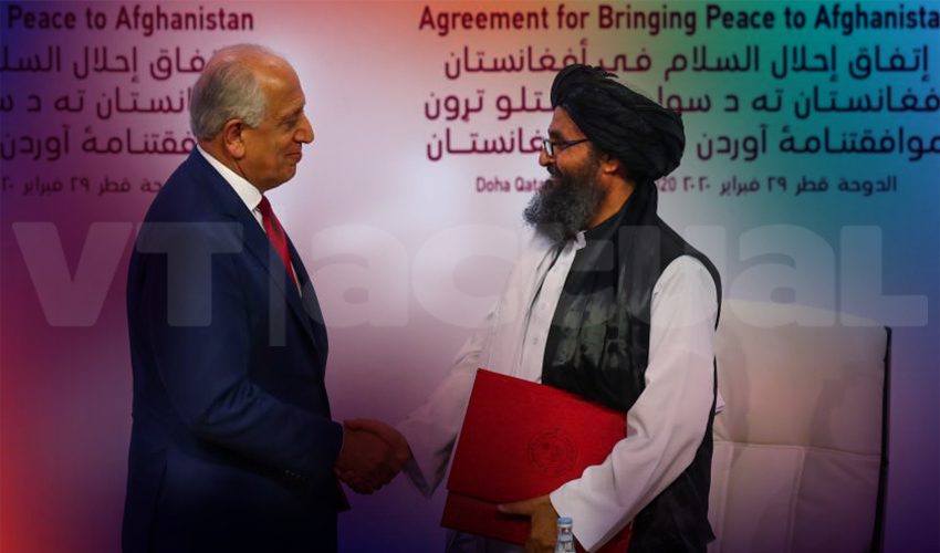 #VTanálisis: Surgen serios cuestionamientos al reciente acuerdo de EE.UU y los talibanes